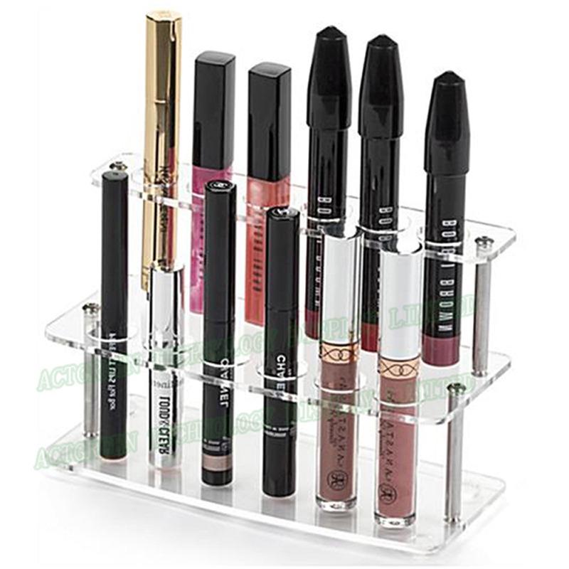 cosmetics acrylic display for makeup