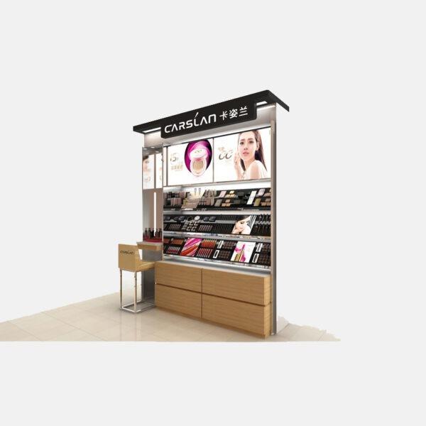 Attractive Cosmetic Display Shelf Cosmetic Shop Display