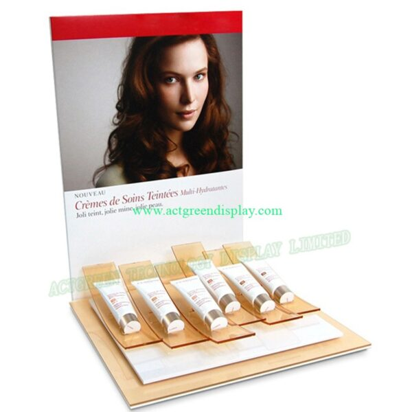 6 Best Skincare Stand Display | Top Acrylic Skincare Display