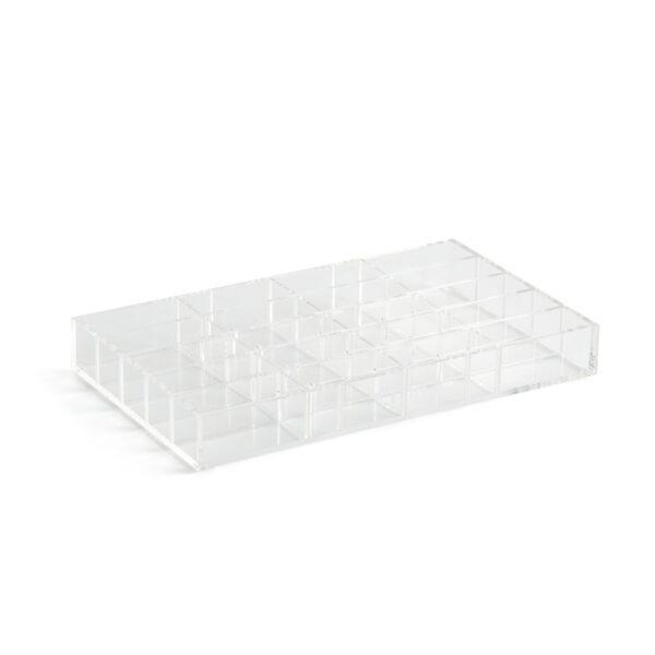 Elegant Acrylic Display Box | Plastic bins For Cosmetics