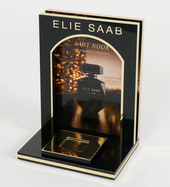 Bespoke Acrylic Cosmetic Display