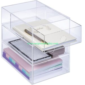 Clear Acrylic Book Stand | Acrylic Displays