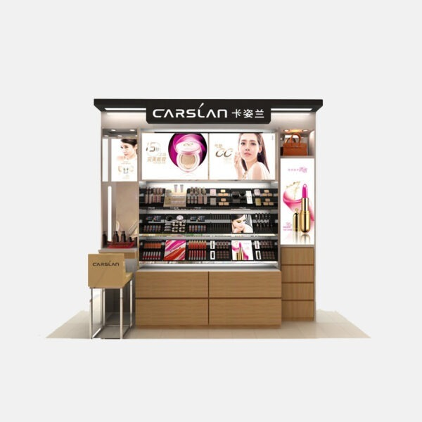 Luxury Cosmetic Display | Cosmetic Retail Display