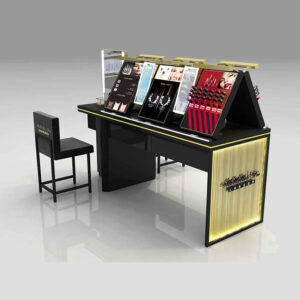 Luxury Makeup Display Table | Glorious Cosmetic Counter Display