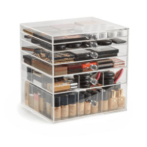 Luxury Plastic Box | Best Acrylic Organizers for Makeup