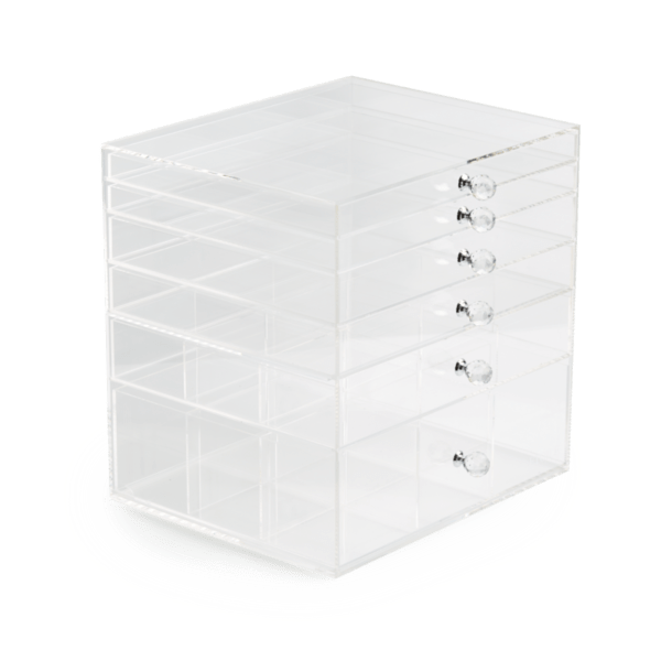 Luxury Plastic Box | Top Acrylic Organizers for Makeup