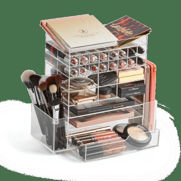 Luxury Plastic Drawer Organizer | Acrylic Makeup Organizer