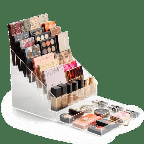 Magnificent Plastic Storage Bins | Acrylic Makeup Organizers