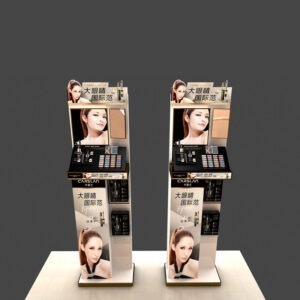 Premium Cosmetic Store Display | Makeup Display for Sale