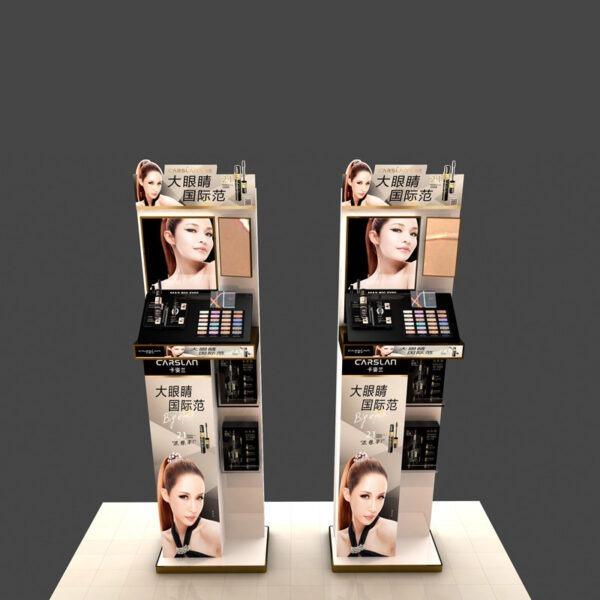 Premium Cosmetic Store Display | Makeup Display for Sale