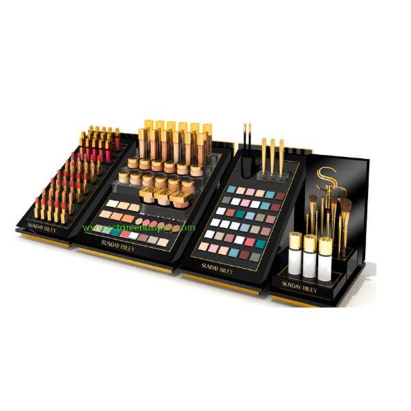 Professional Makeup Display Stands For Makeup Display Stand