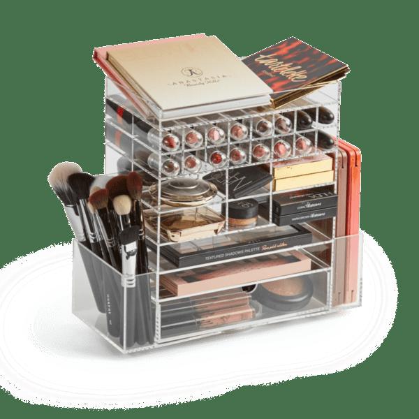 Significant Plastic Drawer Organizer | Acrylic Makeup Organizer