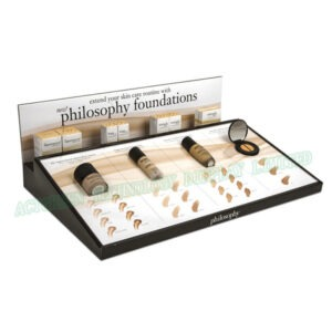 Top Plexiglass Display Case | Acrylic Cosmetic Display