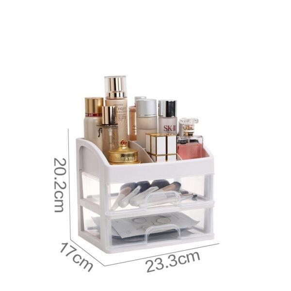 Useful Home Depot Storage Bins | 2 stackable drawers