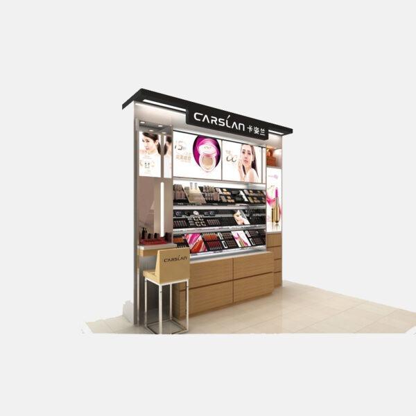 Wellbeing Cosmetic Display | Cosmetic Display Shelf