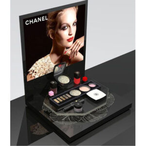 elegant acrylic cosmetic display