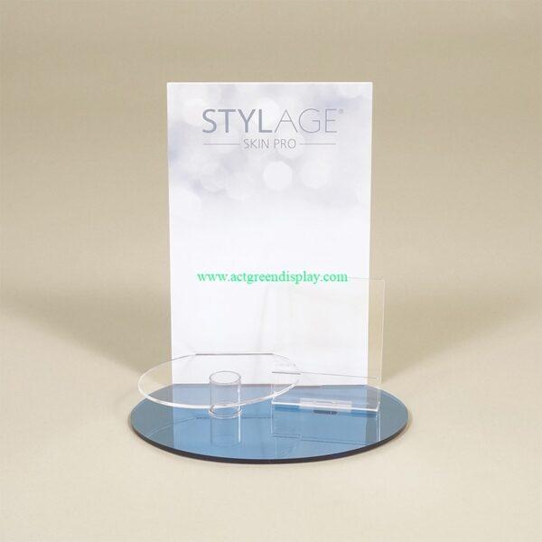 luxury acrylic display case