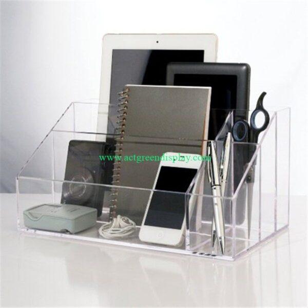 Amazing acrylic menu holders | acrylic stationery display rack