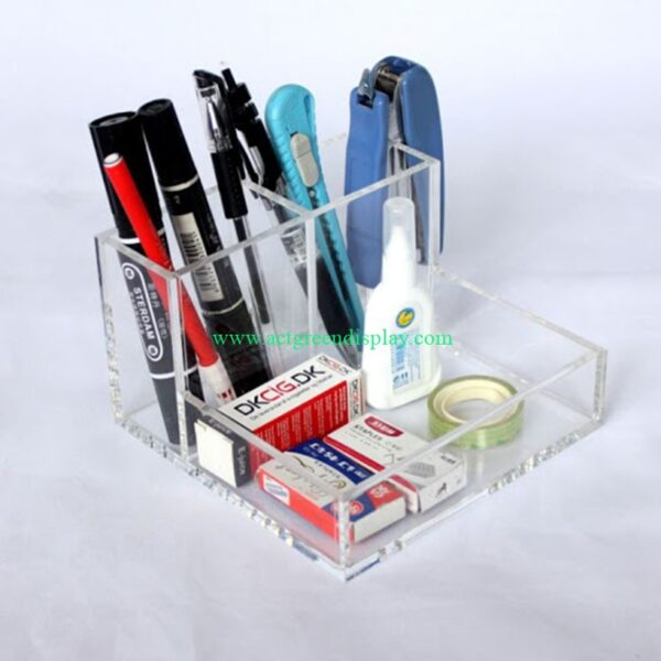 lucite display stand | multiple acrylic stationery display