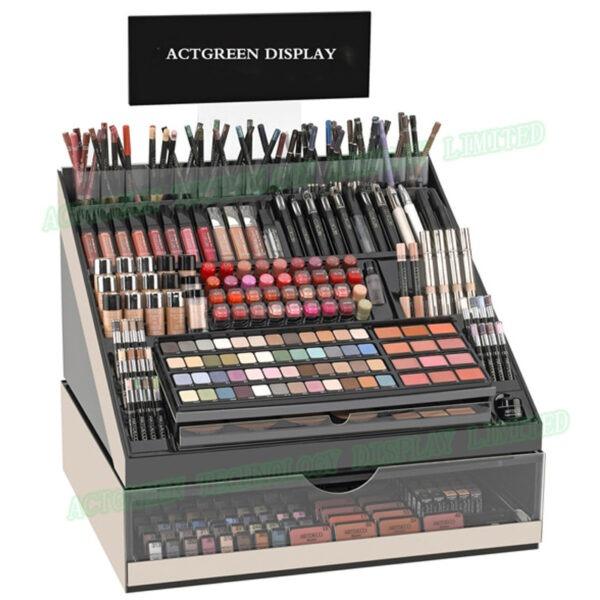 Bespoke Cosmetic Acrylic Display | Top Acrylic Stands Vendor