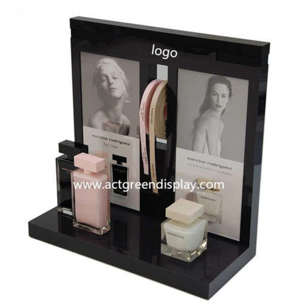 Best Cosmetic Acrylic Display Rack | Luxury Acrylic Display Stands