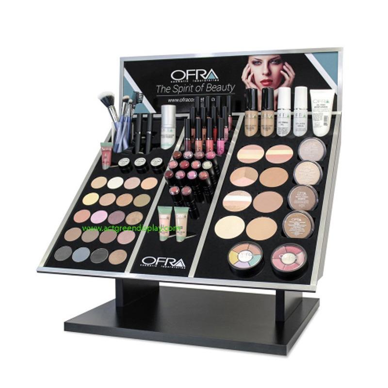 Luxury Acrylic Table Top Display | Bespoke Acrylic Cosmetic Display
