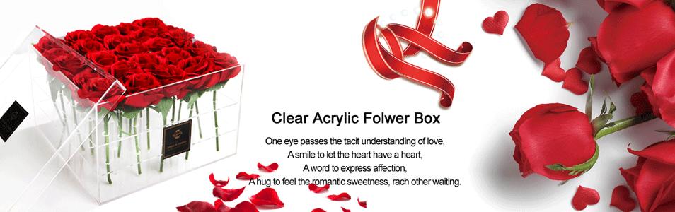 Luxury Acrylic Display Box