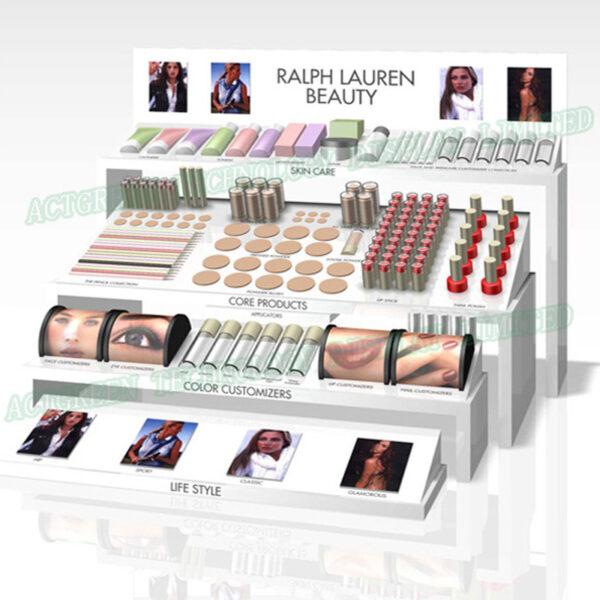 Top Acrylic Display Shelves | Luxury Acrylic Cosmetic Display