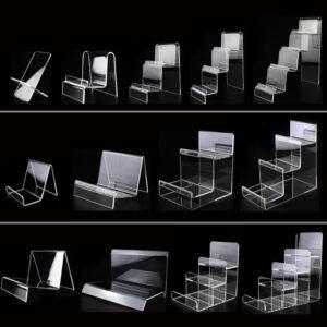 Custom Acrylic Display UK | Luxury Clear Display Stands UK