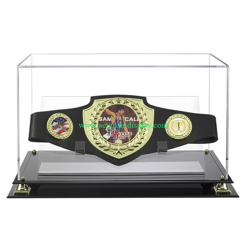 customized acrylic display stand | top acrylic display box
